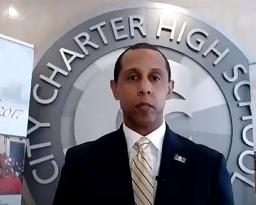 City High hosts the PA Coalition of Public Charter Schools for virtual press conference about charter reform budget proposal