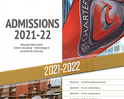 Admissions Application 2021-2022